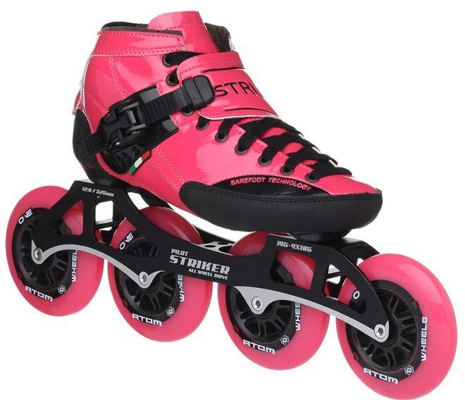 283674bfd2f Luigino : Luigino Strut pink + 4x100mm